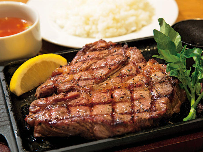 〔19〕STEAK THE FIRST 日本橋