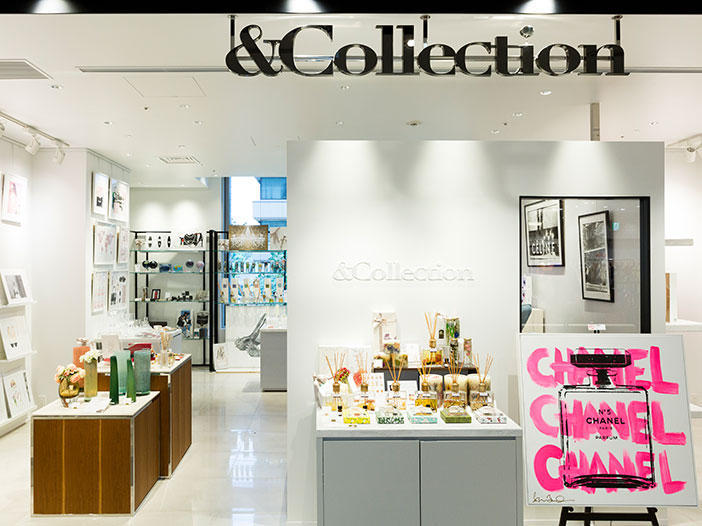 〔A〕&Collection 丸の内店