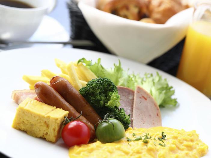 ホテルメトロポリタン 丸の内 「The TENQOO Premium Breakfast」