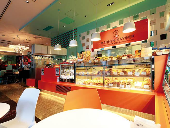 メゾンカイザーカフェ 丸の内店(2)