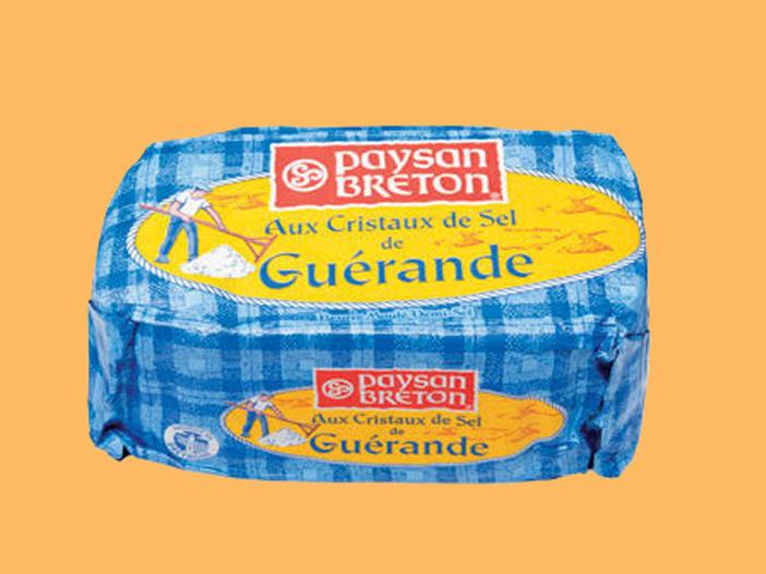 ペイザン・ブルトン <br>『ゲランド塩のバター』
