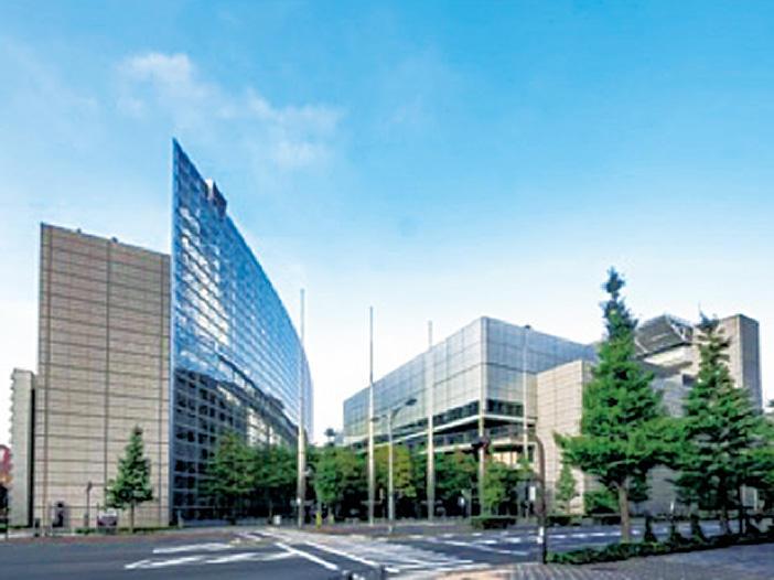 【H9・開業】東京国際フォーラム
