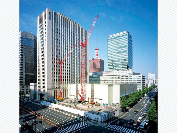 【H25・開業】OOTEMORI(大手町タワー)