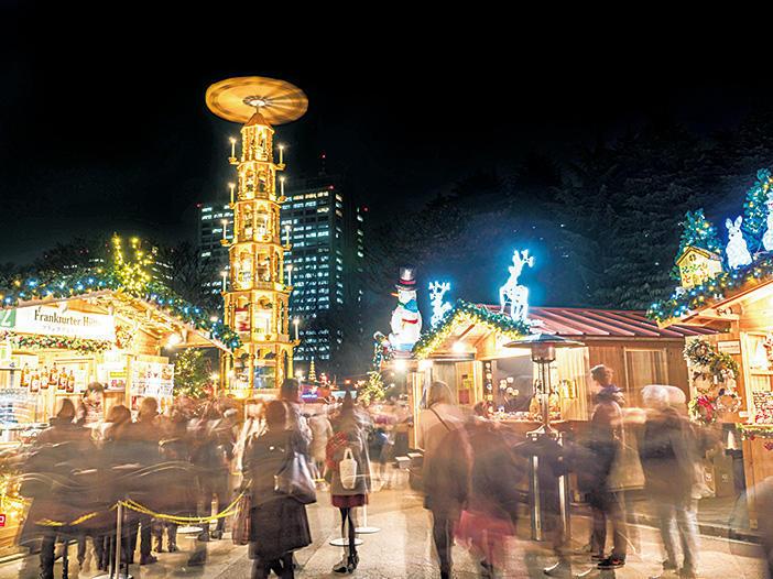 【H27・スタート】東京クリスマスマーケット