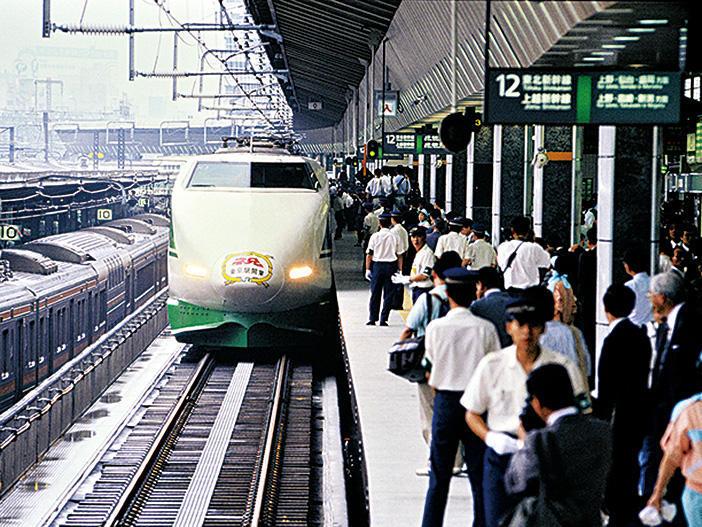 次々と誕生する新幹線!<br> 日本がどんどん近くなった(①~④)