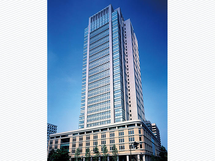 【H14・建て替え】丸ビル(丸の内ビルディング)