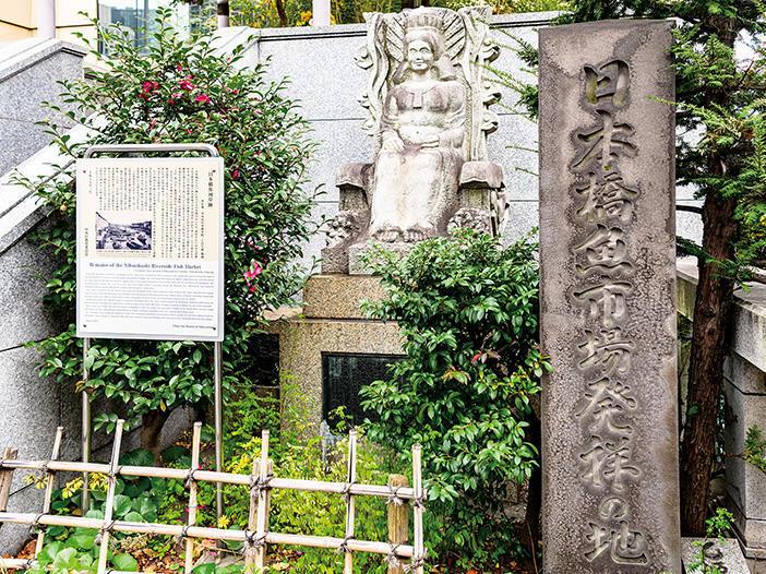 江戸~令和、日本橋魚河岸の変遷