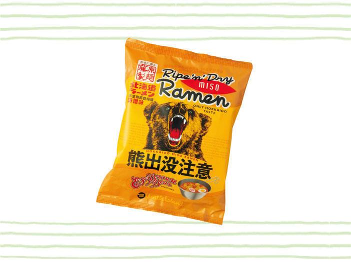 ご当地 袋麺&レトルトカレー大集合!|袋麺編