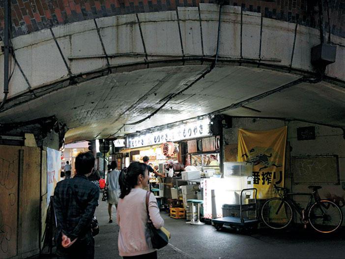 エキマチの美しき〝日本〟 「路地・高架下」