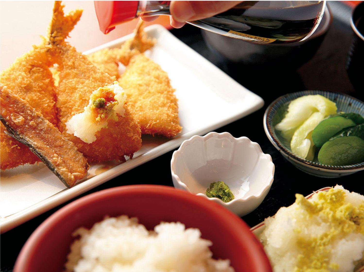 エキマチの美しき〝日本〟 「和グルメ」