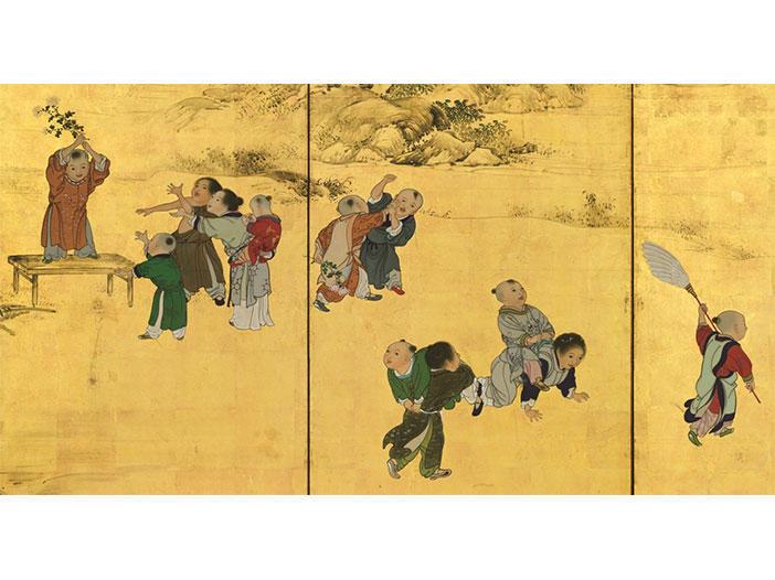 江戸時代の人気絵師の魅力を堪能<br>『横山華山』展開催中