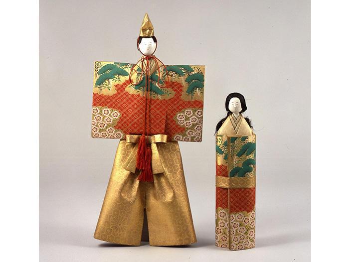 三井家が愛したひな人形を鑑賞 <br>「三井家のおひなさま 特別展示 人間国宝・ 平田郷陽の市松人形」開催中