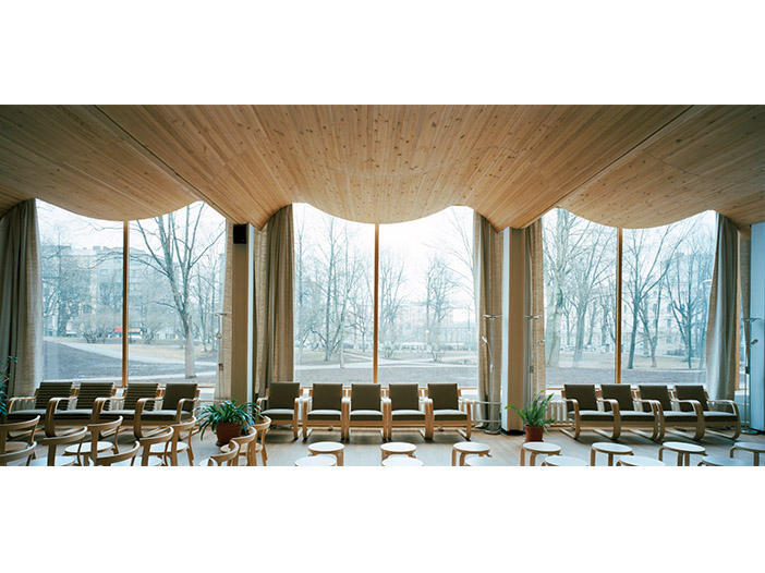 フィンランドを代表する建築家、 日本で20年ぶりの個展 <br>「アルヴァ・アアルト もうひとつの自然」開催
