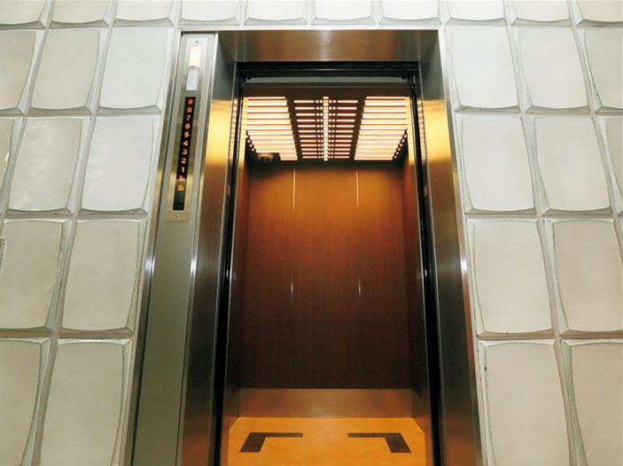 エレベーター編