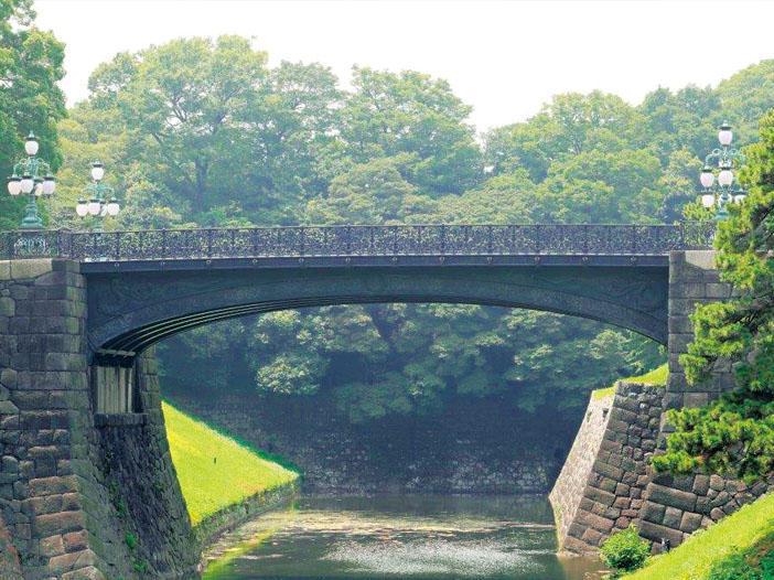 由緒ある橋