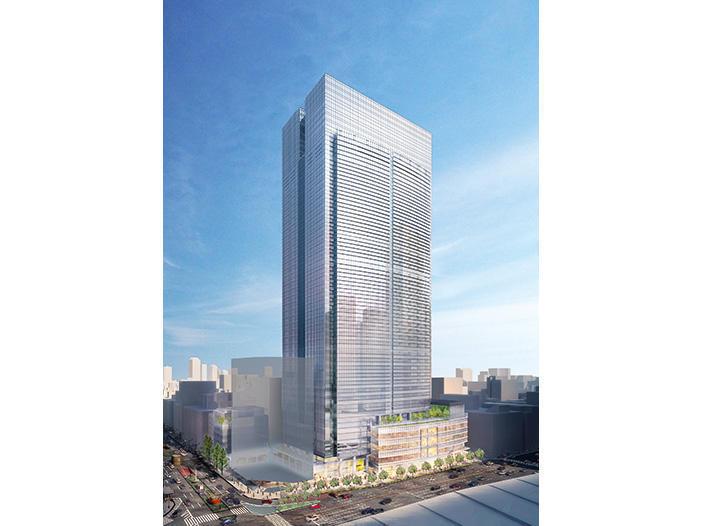八重洲二丁目北地区 第一種市街地再開発事業
